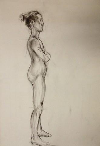 Figure Drawing Series III