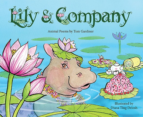 Lily & Company, picture book of animal poems