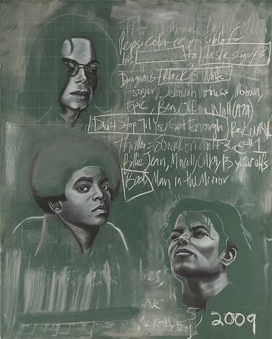 Untitled (Michael Jackson)