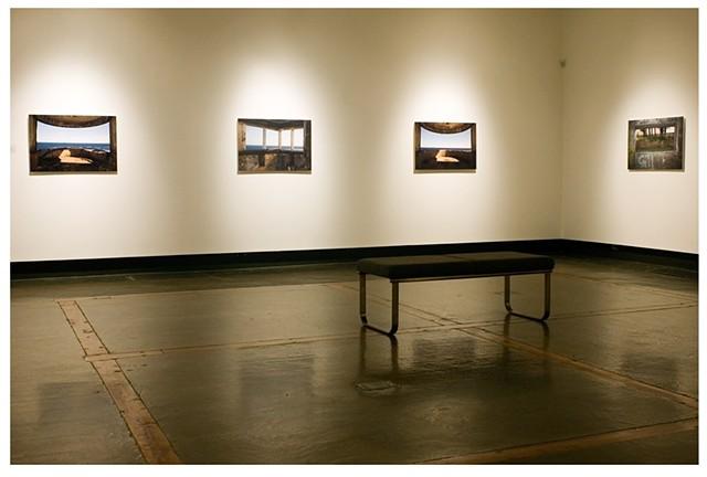 Apertura Exhibition - Installation view Kitchener Waterloo Art Gallery