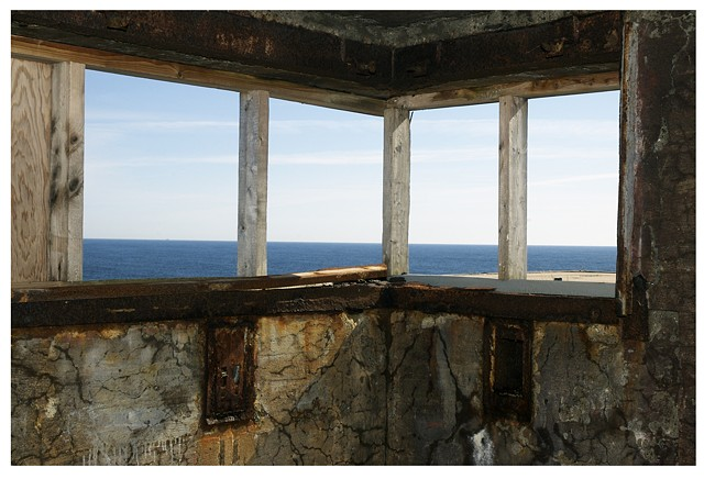 "In The Offing, No. 55  24"" x 36"" C-Print on Sintra 2007 In The Collection of the Art Gallery of Nova Scotia"