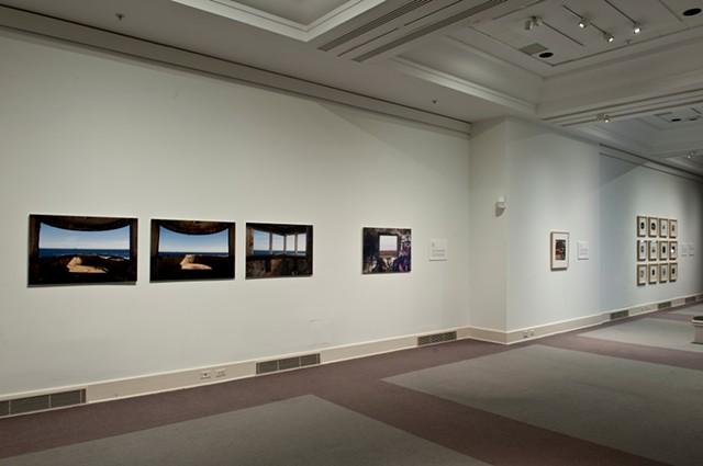 Framed - Installation view Art Gallery of Nova Scotia
