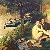 "Lessons in History Series  ""After Manet / Dejeuner sur l'herbe"""