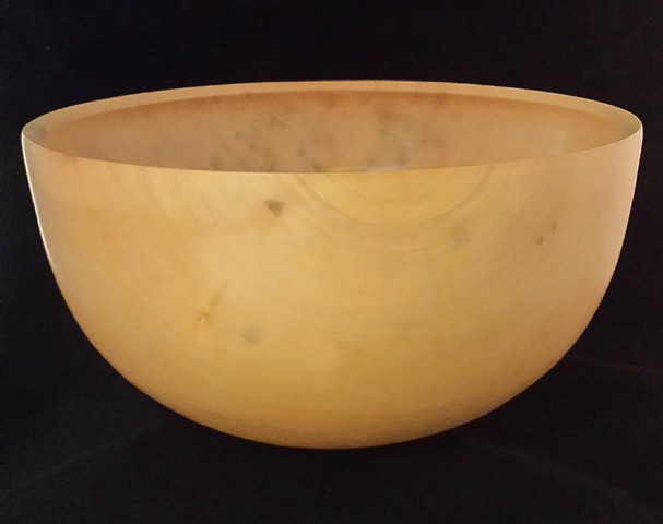 Deep Maple Bowl