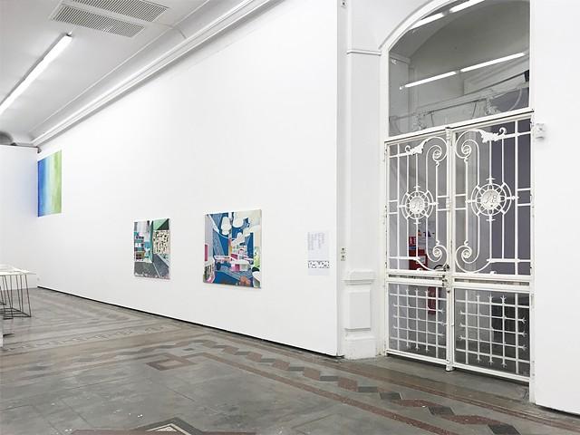 Phase II - Imagining Architecture (installation 1) institut supérieur des arts de Toulouse