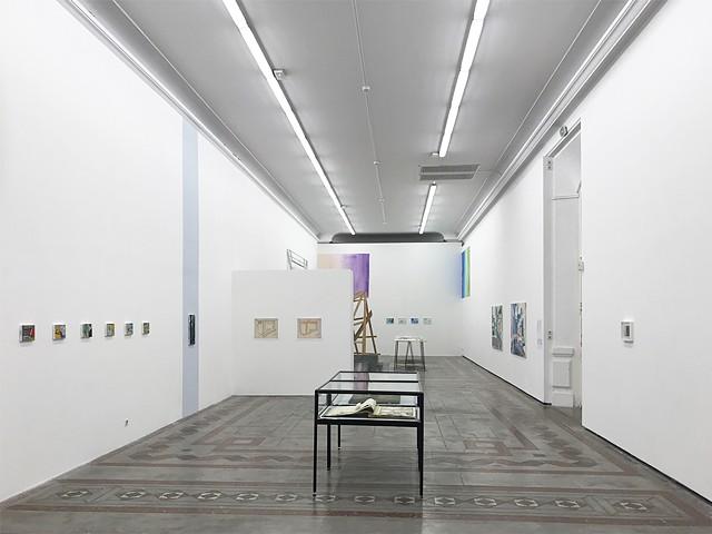Phase II - Imagining Architecture (installation shot 5) institut supérieur des arts de Toulouse