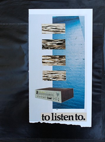 to listen to.