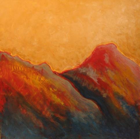 Crevice (mountain series)