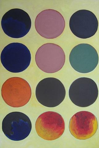 Dozen Different Circles