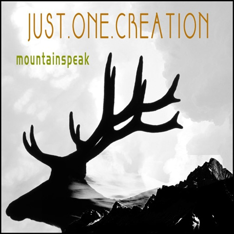 """Mountainspeak"" dj mix cover"