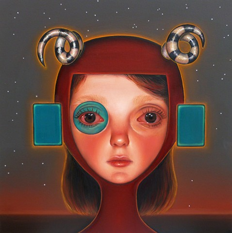 surreal,  popsurreal, pop surrealism, popsurrealart, surrealism, portrait, lowbrow, women artists, oil painting, painting, contemporary art, contemporary painting, women artists, texas artists, latin american artists, art, artist, fine art, oil on canvas,