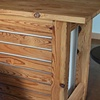 Front of Pine Cabinet