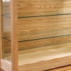 Yellow Pine Display Case