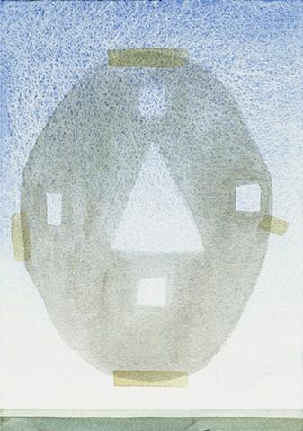 Egg (blue fade)