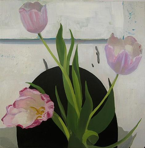 Tulips and Balloon