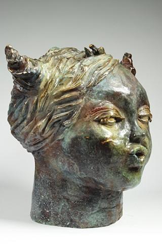 Kiss (Bronze)