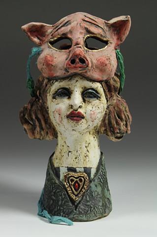 Masquerade, Pig