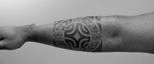 tribal forearm