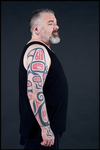 Dave right arm