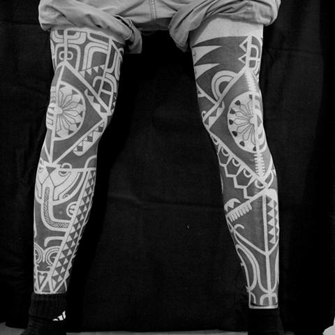 chris's legs