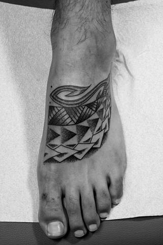 jose's foot