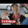 Michelle Wie McDonalds