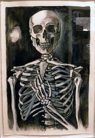 Posed Skeleton