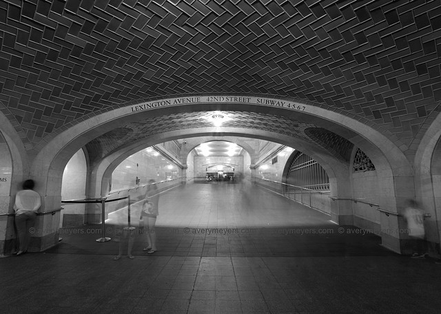 Whispering Wall Grand Central Station
