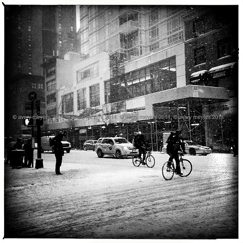 Blizzard '14 - Messengers NYC
