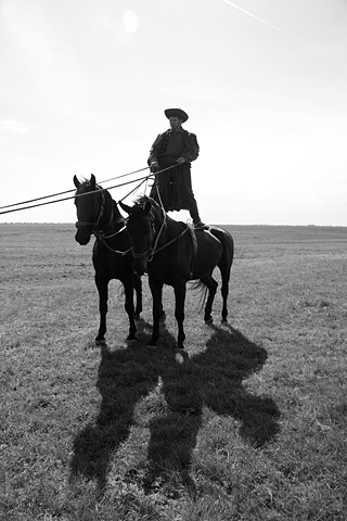 Plains Cowboys Hortobagy, Hungary