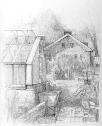 Wyck House Garden