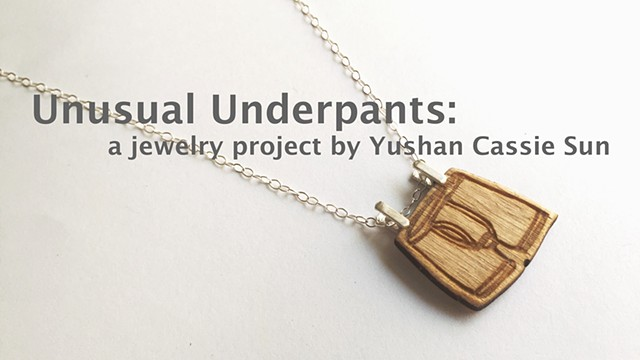 Unusual Underpants--A jewelry project