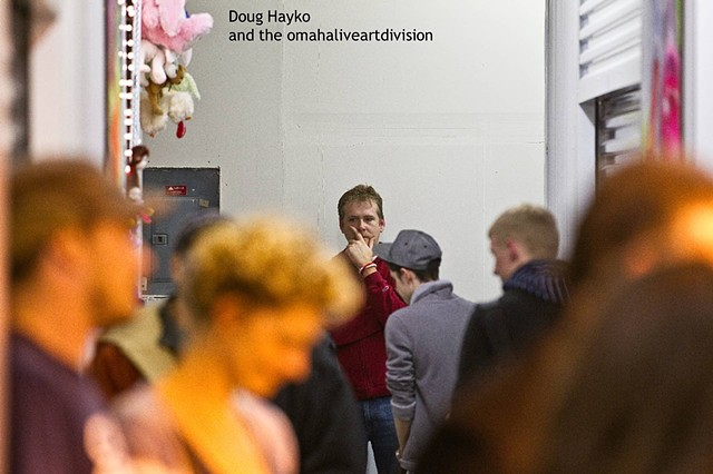 Doug Hayko - Performance Artist