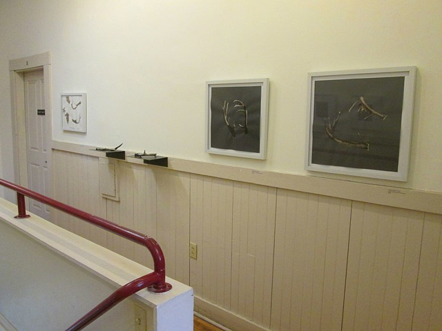 Installation Shot, Fact and Fiction