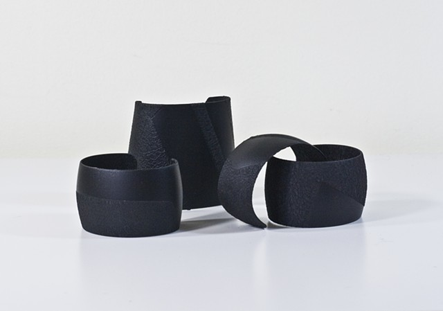 Two-Tone Black Cuff Series
