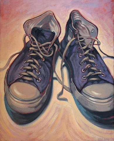 Chucks by Nathaniel Meyer