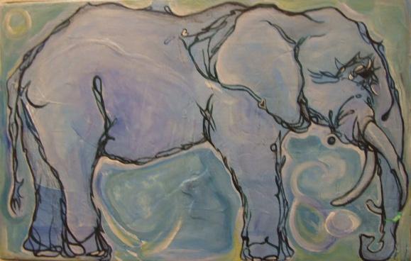 So Blue Elephant