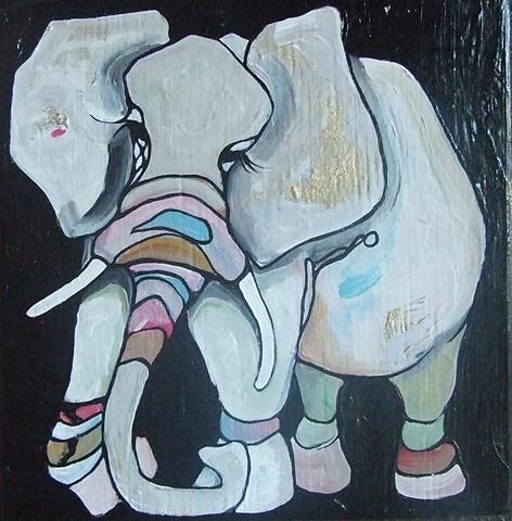 A White Elephant