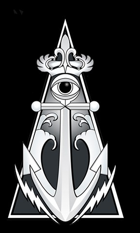 ROYAL ANCHOR TATTOO