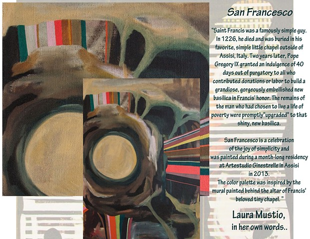 Laura Mustio: Artist Feature