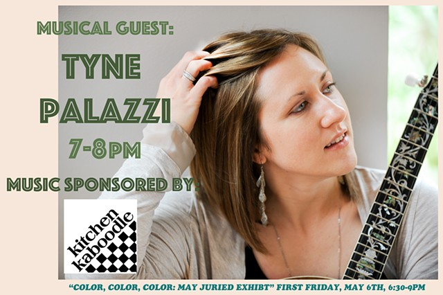 Musical Guest: Tyne Palazzi