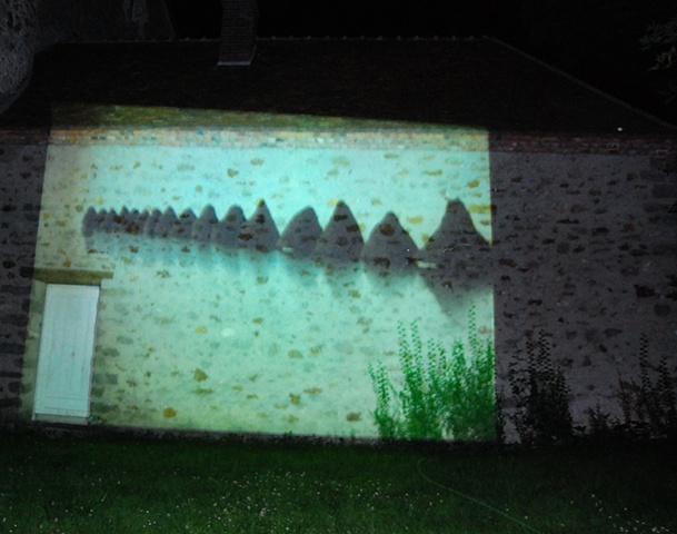 Soil mount-Projection