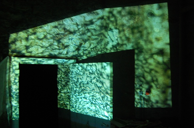 Marnay-sur-Seine- Projection