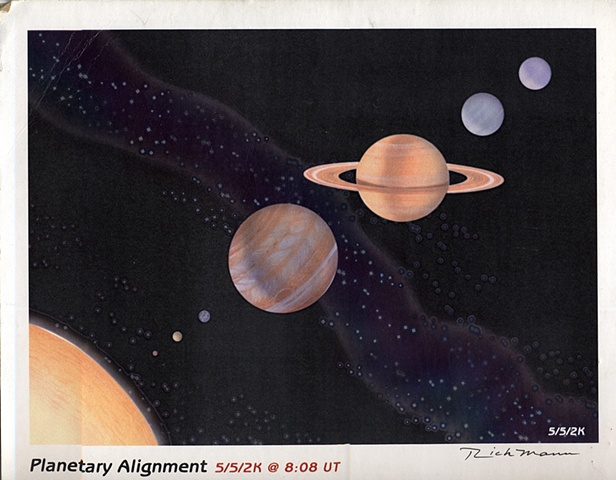 """Planetary Alignment""    5/5/2000"