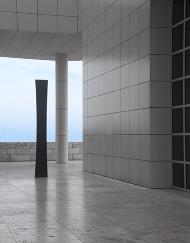 Columns black and white