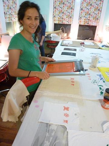 Nydia, printing.