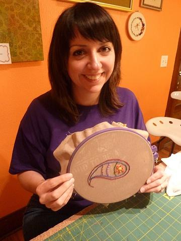 Embroidery I