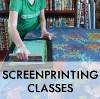 SCREENPRINTING CLASSES