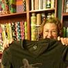 Teresa's fab double octopus t-shirt!