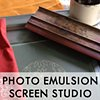 PHOTO EMULSION SCREEN STUDIO